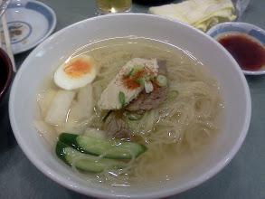 Photo: 平壌冷麺。