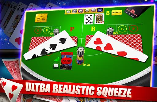 Dragon Ace Casino - Baccarat screenshots 2