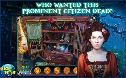 Sea of Lies: Nemesis  screenshots 1