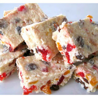 White Chocolate Fruit Rocky Road