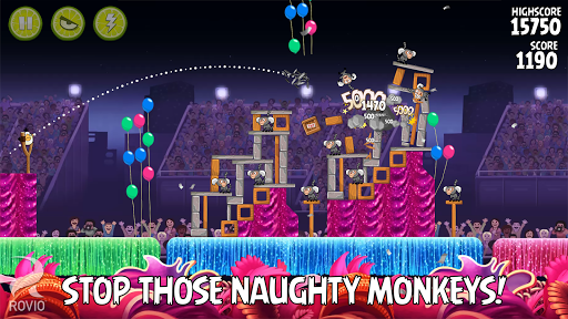 Angry Birds Rio screenshot 4