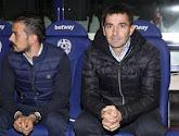 Le coach de la Real Sociedad, Asier Garitano, a été démis de ses fonctions