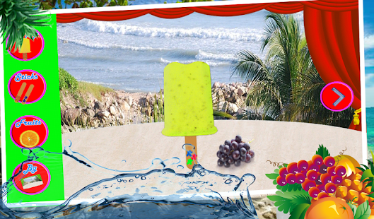 Tải Game Ice Pop and Popsicles Maker
