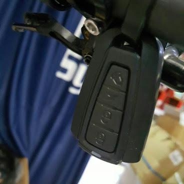 單車防盜器