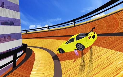 Spiral Ramp : Crazy Mega Ramp Car Stunts Racing 1.0.1 screenshots 4