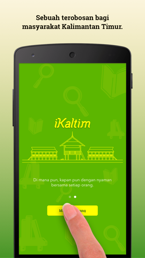 iKaltim- screenshot