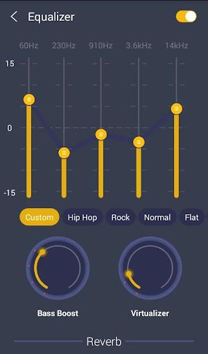 GO Music Plus - Free Music, Radio, MP3 Player 2.1.1 screenshots 7