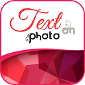 Add Text On Photo icon