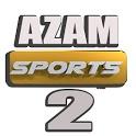 AZAM TV  MAX   AZAM SPORT 2 LIVE   AZAM TV   LIVE icon