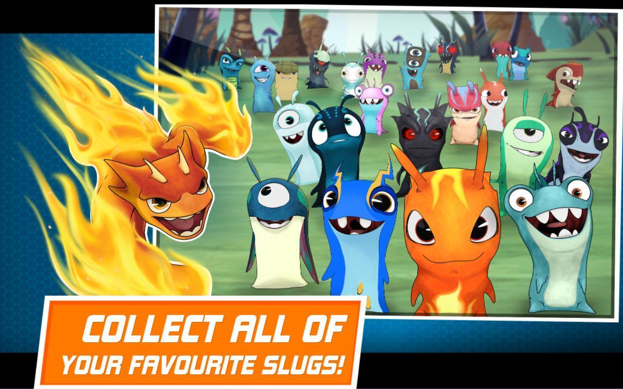 slugterra slug it out screenshot