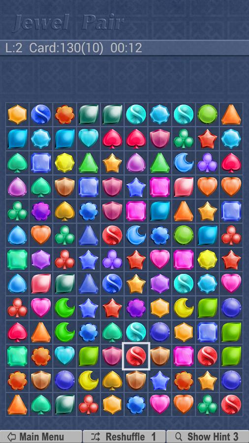 Mahjong Pair- screenshot