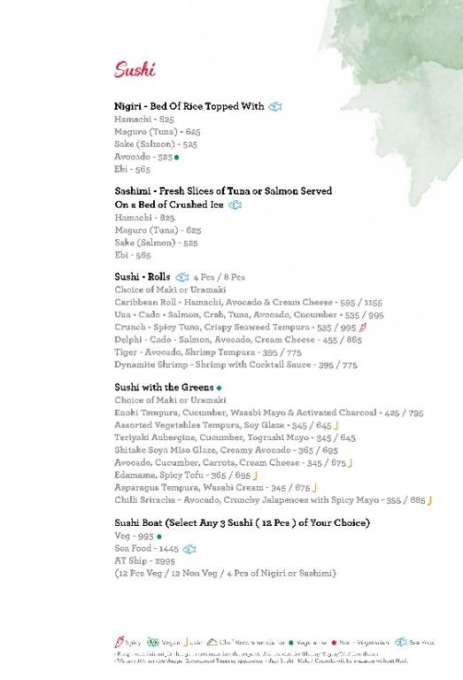 Asian Town menu 10