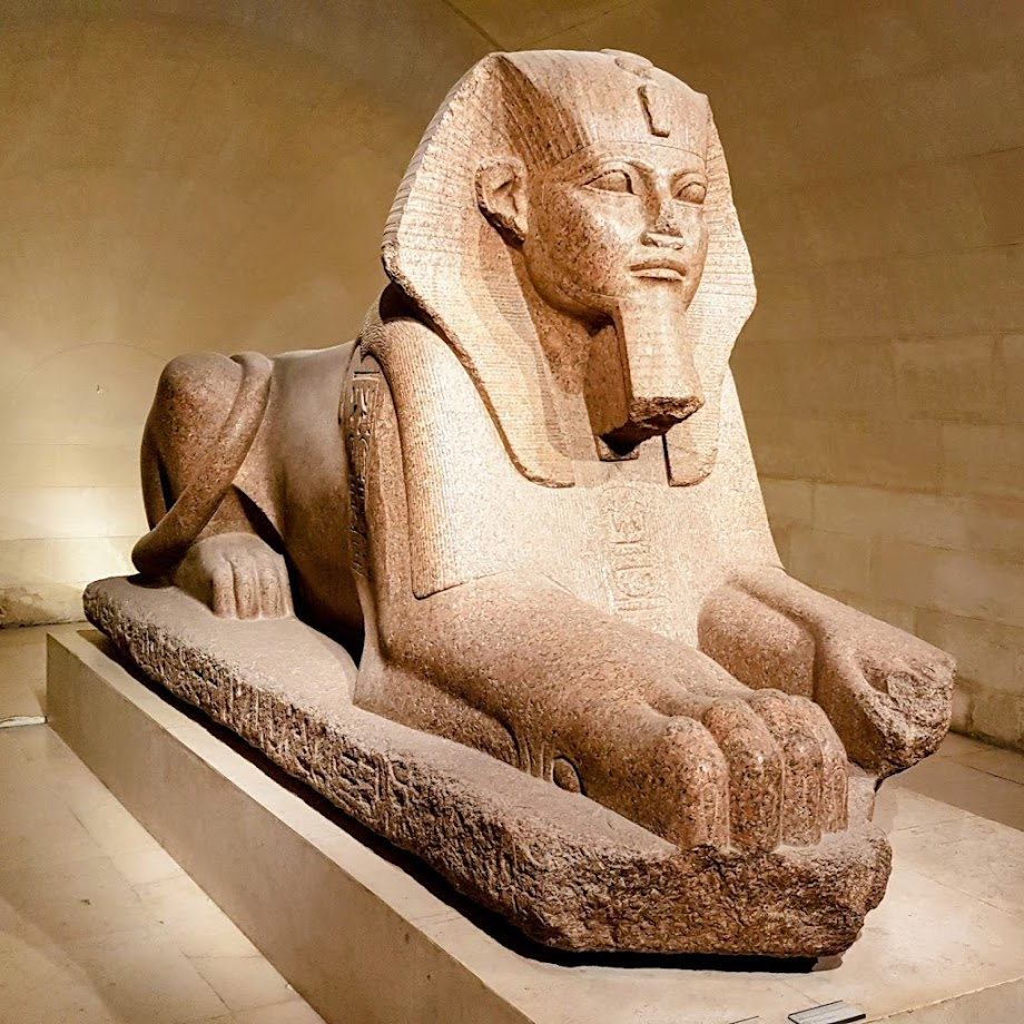 Foto Museo del Louvre 15