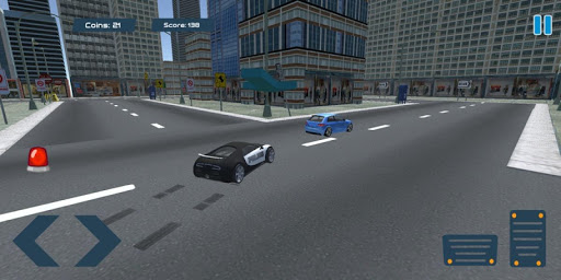 Police Car Drift Simulator screenshot 3
