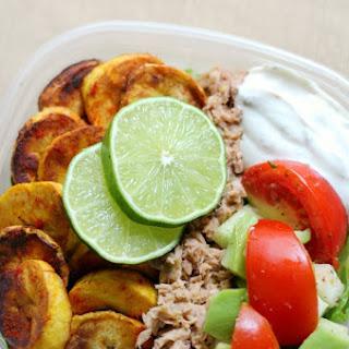 Cuban-Style Tuna Meal Prep Bowls (Gluten-Free, Paleo) Recipe