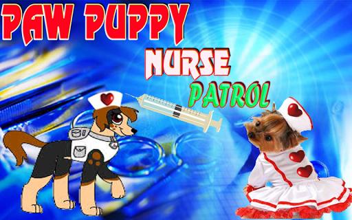 Paw Puppy Nurse Patrol