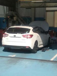 インプレッサ スポーツ GT7 のカスタム事例画像 白獅子さんの2018年08月26日15:29の投稿