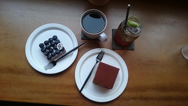 新竹X甜點 -- 2/100 Coffee
