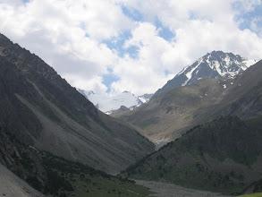 Photo: Tegermach ravine (view S)