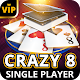 Crazy 8 Offline - Single Player Card Game (game)