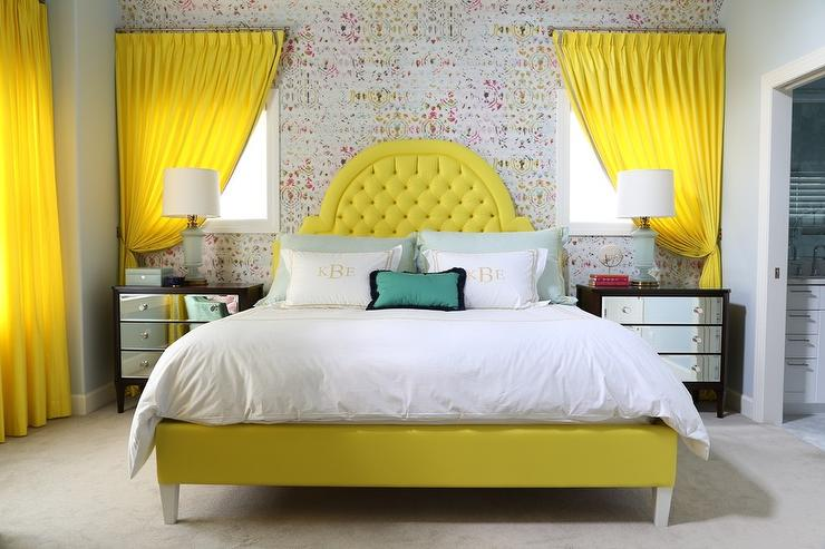Lemon Yellow Brings Contemporary Look