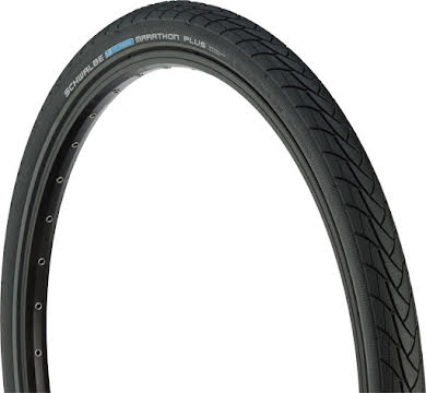 "Schwalbe Marathon Plus Tire 26 x 1.75""- Performance - Endurance Compound - SmartGuard  alternate image 0"