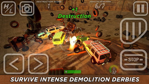 4x4 Mania: SUV Racing apkslow screenshots 8