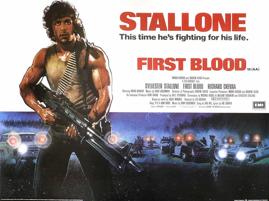 A Fúria do Herói (1982)