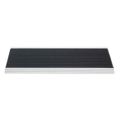Коврик HAMAT 325 Outline черный 40x60 см