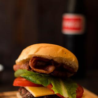 Best Homemade Burger.