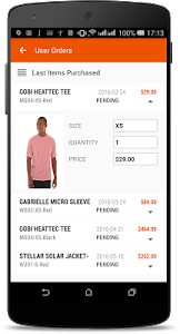 MagentoShop - Shopping App screenshot 7