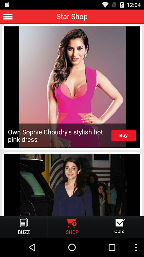 Follo – Celebs, Buzz, Shop- screenshot
