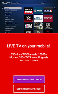 FREE THOPTV WATCH LIVE TV CHANNELS GUIDE Apk Download For Android 1