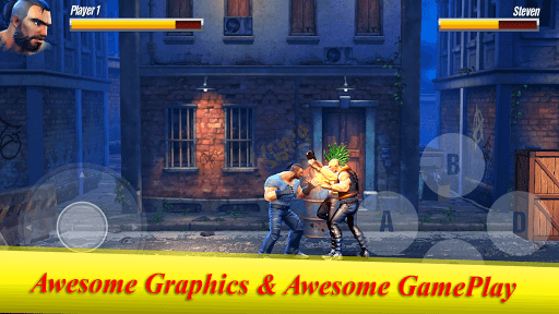 Legends Of Street Fighters 1.4 screenshots 3