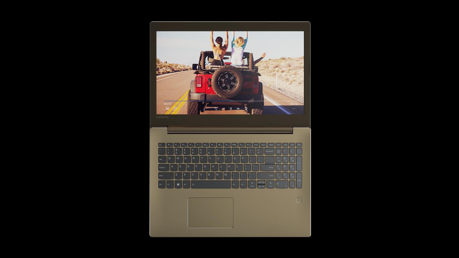 Фото 2 - Ноутбук Lenovo IdeaPad 520-15IKB Bronze (80YL00STRA)