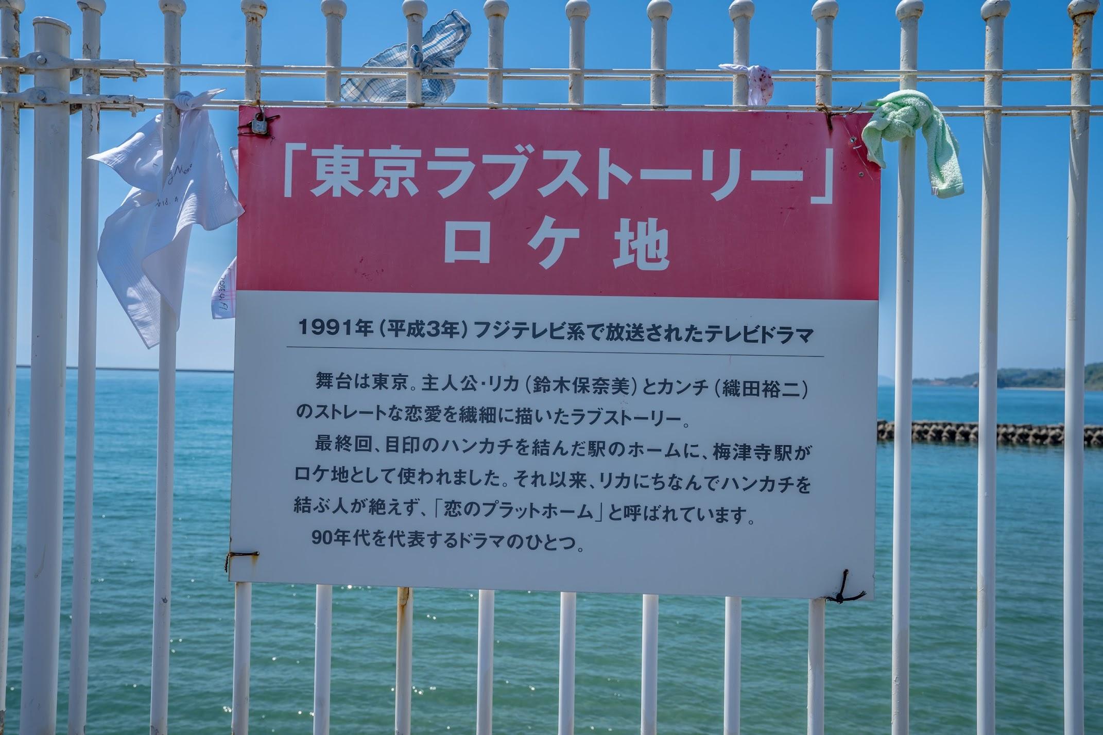 梅津寺 東京ラブストーリー