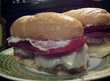 Burgers on the Grill - Ten Ways