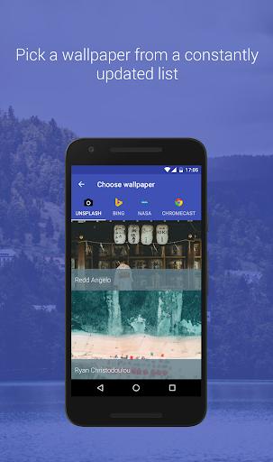 Casualis:Auto wallpaper change  screenshots 2