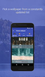 Casualis:Auto wallpaper change App Download for Android 2