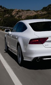 Wallpapers Audi A7 screenshot 0