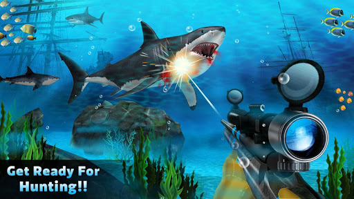 Shark Hunting apkpoly screenshots 3
