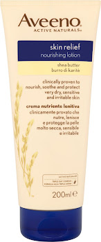 Aveeno Skin Relief Nourishing Lotion - Shea Butter, 200ml