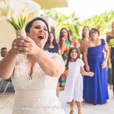 Wedding photographer Gessandro Carvalho (collegarefotogr). Photo of 04.01.2016