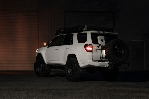 USR Blacked Out Tail Lights for the 5th Gen 4Runner (Updated LEDs) Install and Review