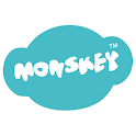 Monskey the game! Lite icon