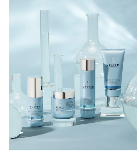HYDRATE LINE - SYSTEM PROFESSIONAL