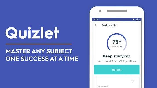 Quizlet: Learn Languages & Vocab with Flashcards MOD (Plus) 5
