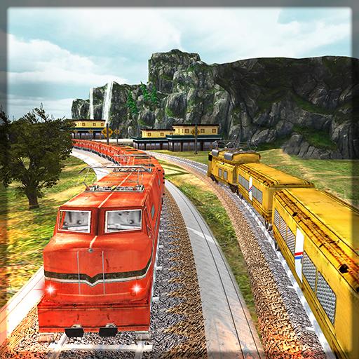 Indian Train Driver - Train Games 2018