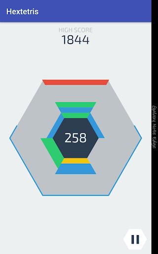 Hextetris 1.0 screenshots 2