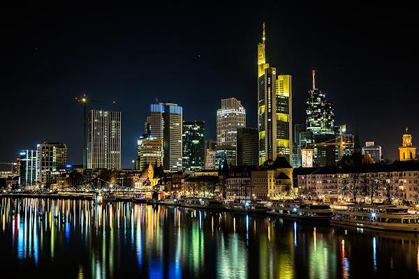 Frankfurt Skyline di Marcello545